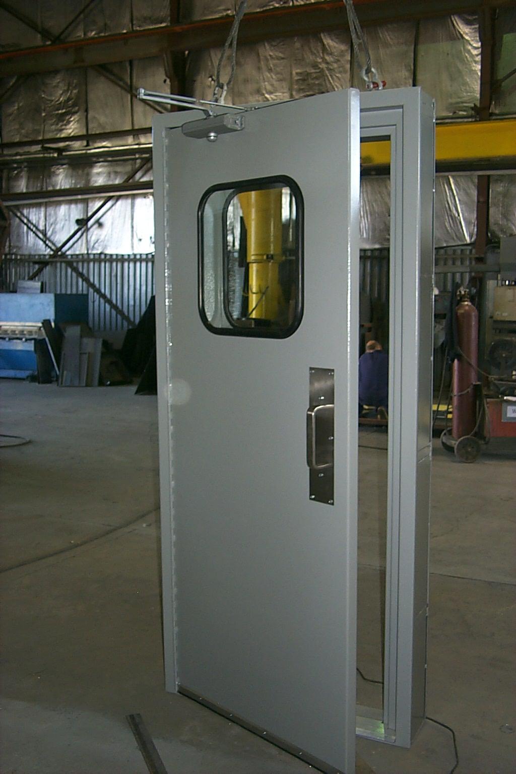 Noise Control Doors