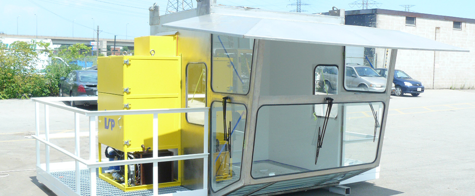 Crane Cab Header images