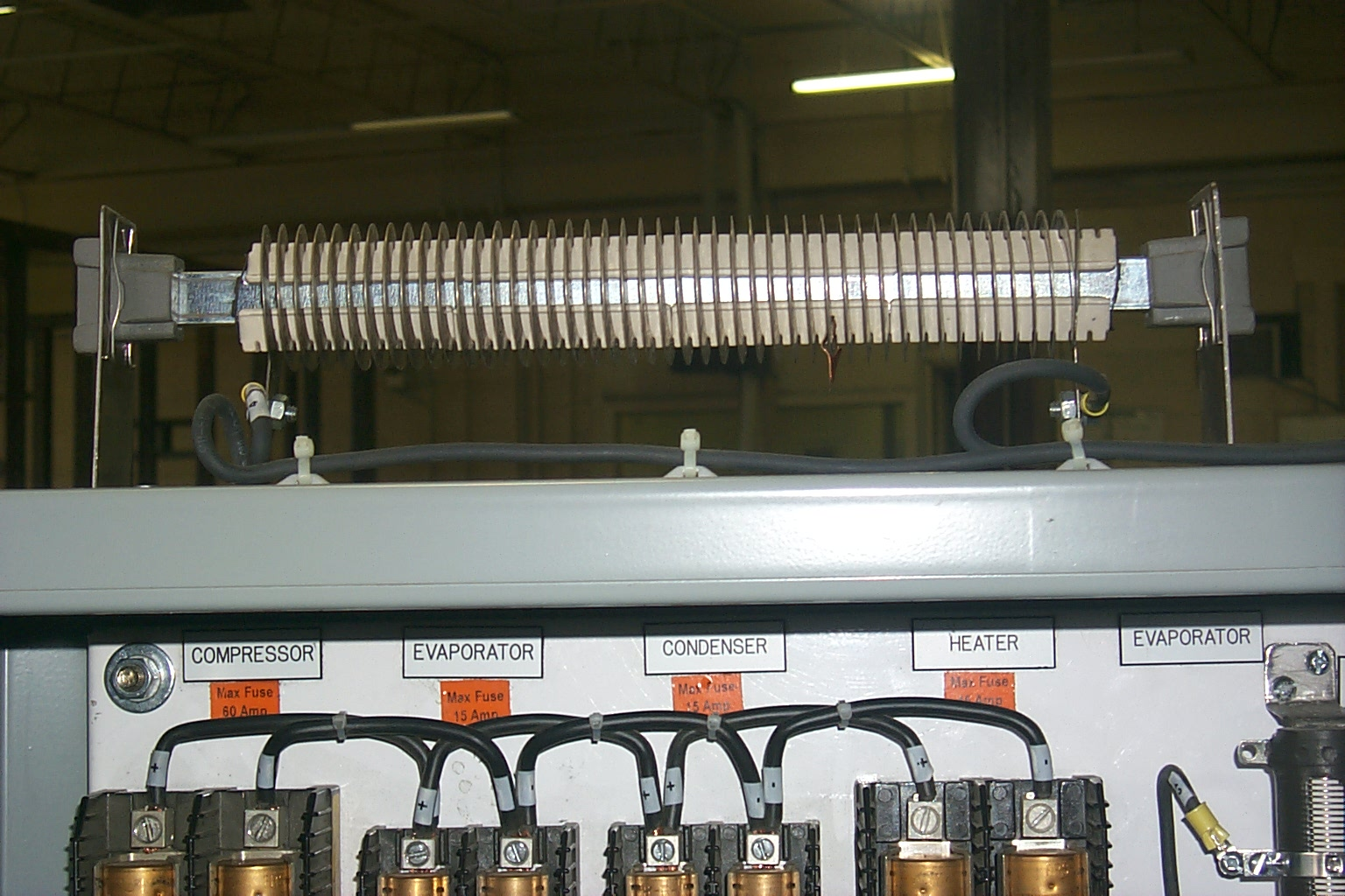 240 Volt DC Air Conditioners