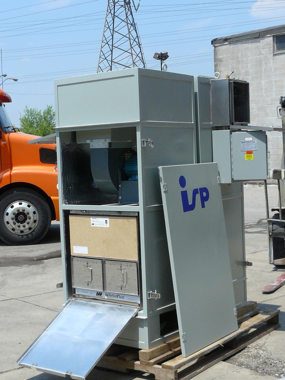 Pressurization and Filtration Units